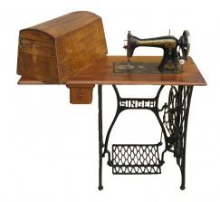 Selle del salento produzione e vendita online articoli for Base macchina da cucire singer