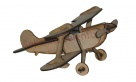 Puzzle 3D Model airplane biplane 22 cm beech