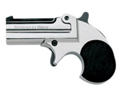 PISTOLA A SALVE Derringer calibro 6 MM Cromata