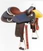 Denver Reiner Western Saddle papillon